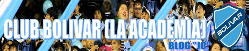 CLUB BOLIVAR (LA ACADEMIA)