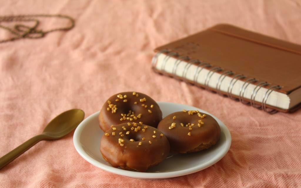 Mini donuts de dulce de leche - El dulce mundo de Nerea