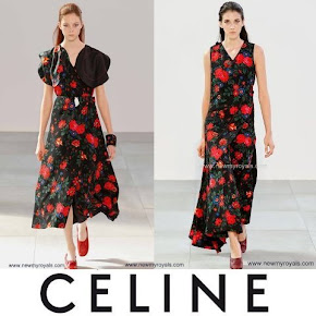 CELINE Dress - Princess Caroline of Monaco