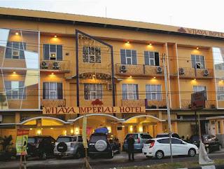 Wijaya Imperial Hotel - nuansa jogja di jl jogja solo