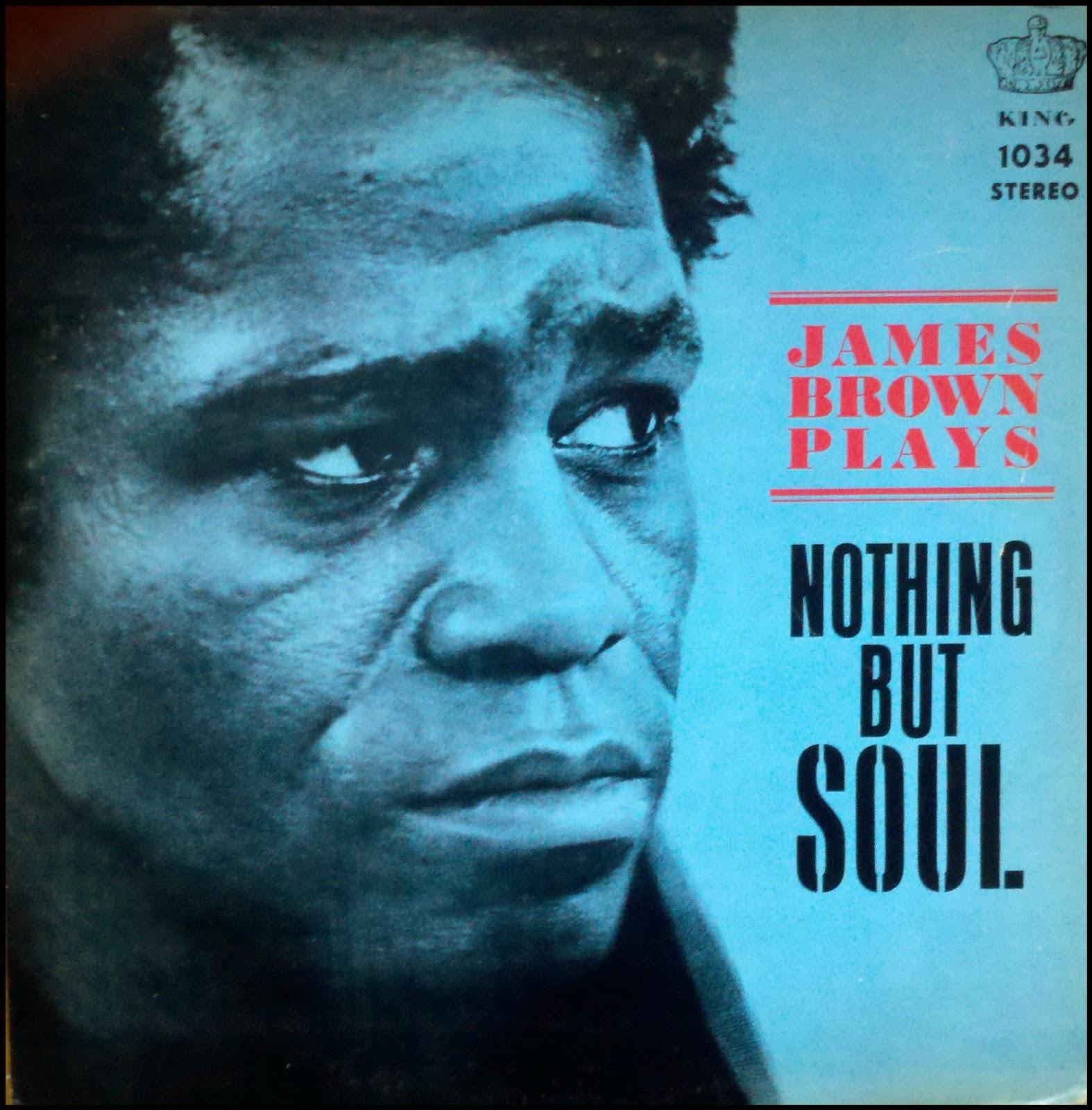 The James Brown Soul Train - James Brown - Honky Tonk - Brother Rapp