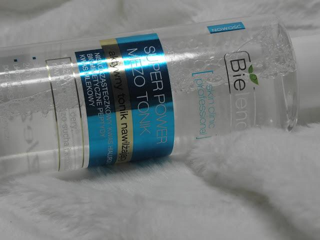 Bielenda tonik aktywnie nawilżający skin clinic professional