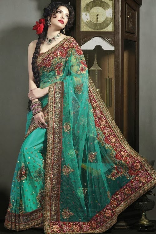 87 History Of The Indian Sarees And Party Wear Sarees Fashion And Design