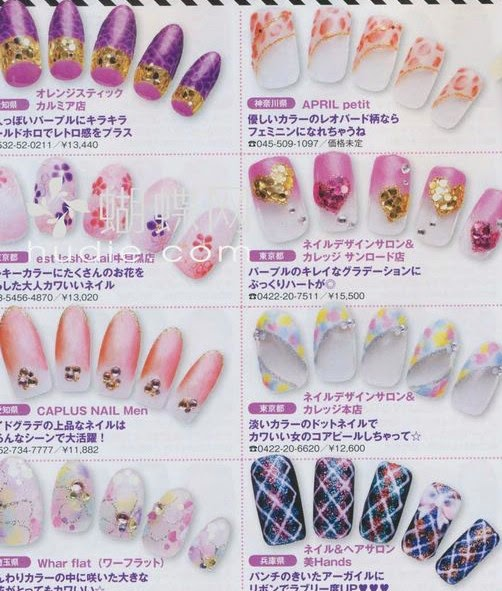 Japanese nail art tutorial choice image nail art and nail design nail art consider the size and width of your nails the amount of available space will prinsesfo Choice Image