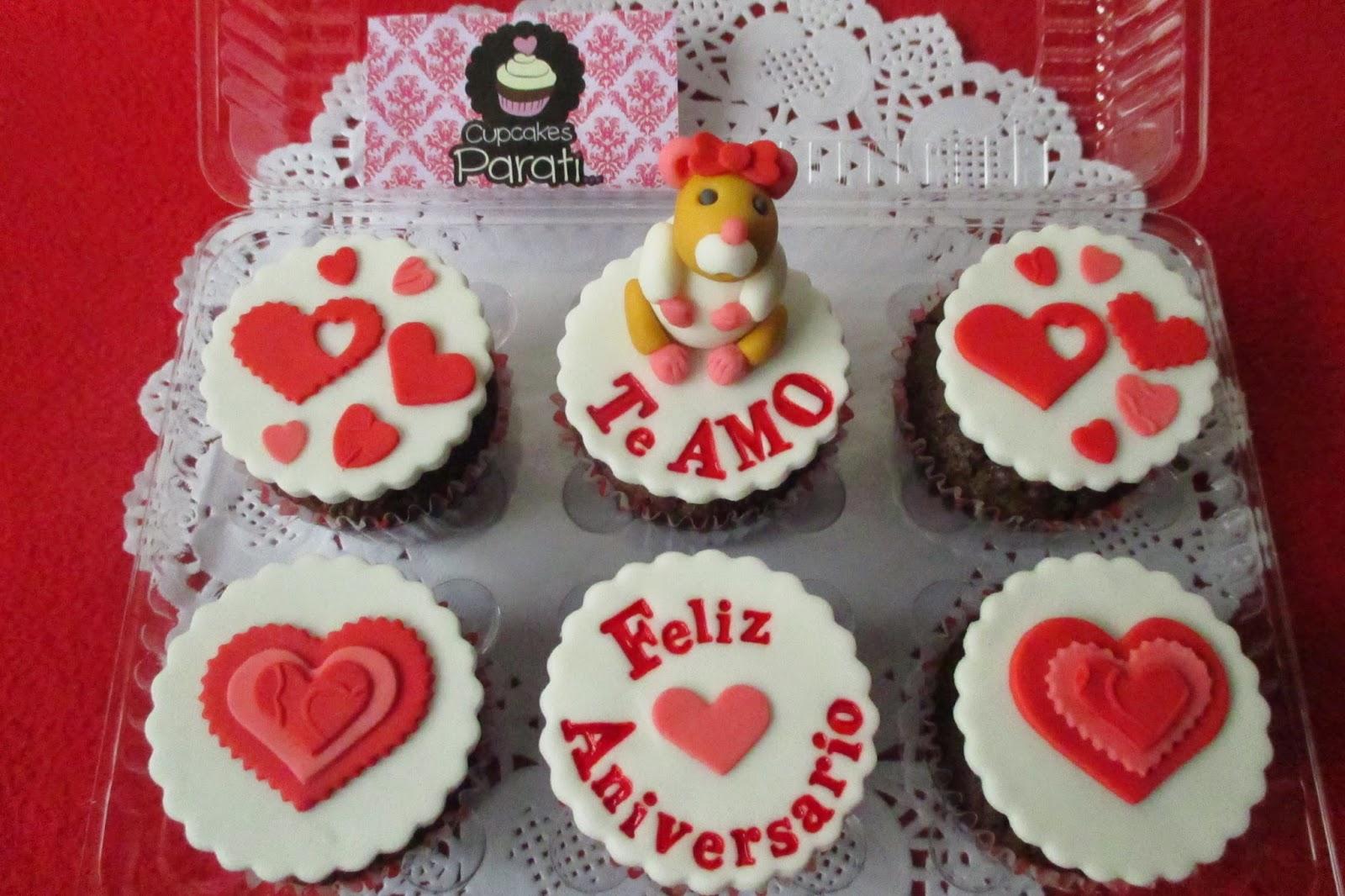 Cupcakes Parati Cupcakes Mensajes De Amor