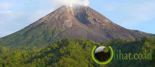 Gunung Merapi, Jogjakarta