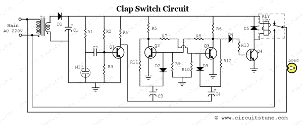 clap-switch