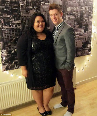 Overweight Woman Whose Boyfriend is 'Thin, Fit and Muscular'