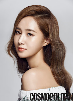 Yuri SNSD Girls Generation - Cosmopolitan Magazine June Issue 2015