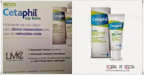 Cetaphil lança o primeiro hidratante labial da marca no mercado brasileiro