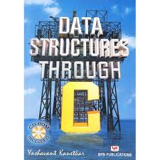 Free download PDF of Data Structure Through C by Kanetkar