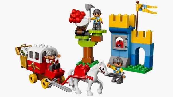 Đồ chơi Lego Duplo Treasure Attack 15069