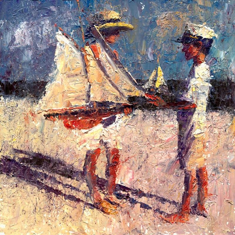 Charles Warren Mundy 1945 | American Plein Air Impressionist painter