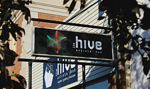 hive artists hub medicine hat alberta