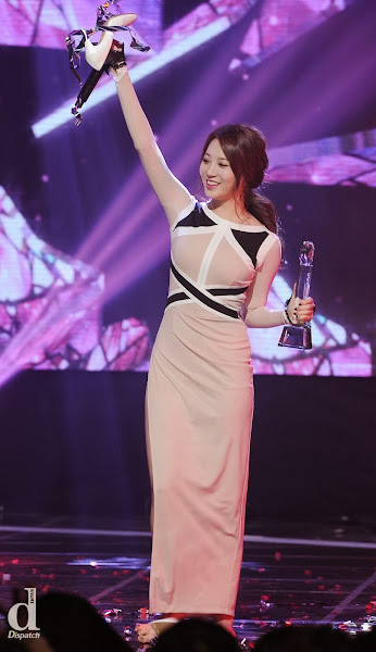 Girls Day Yura Something Live