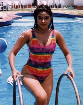 Simran Hot In Bikini