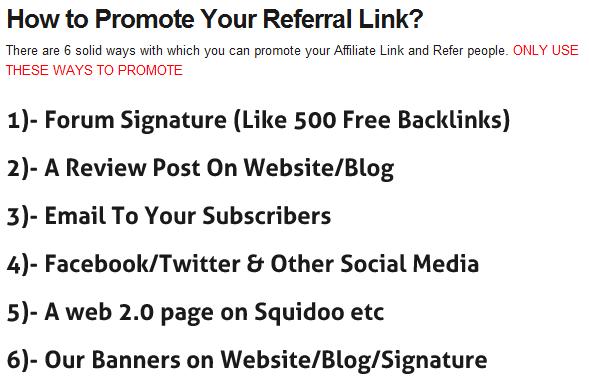 Backlink Gratis di Free Backlink Tool