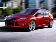 The new 2014 Ford Focus!