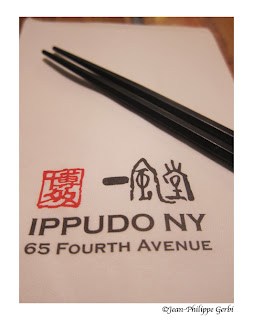Image of Ippudo ramen in the East Village, NYC, New York