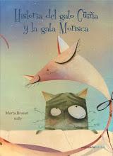 Historia del gato Güiña y la gata Morisca