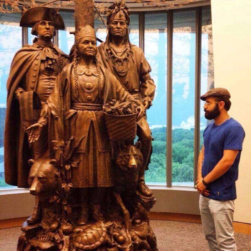 Shahin Najafi - Museum
