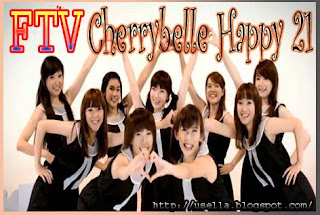 "Cherrybelle ""Happy 21"" Video"