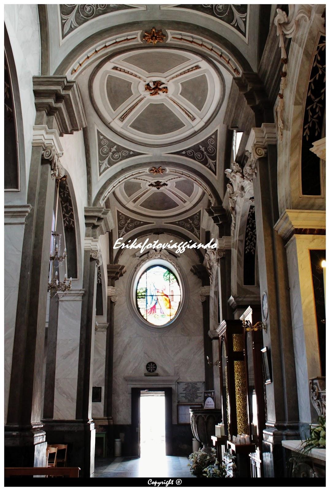Erikafotoviaggiando Interno Chiesa Madre A Noci Bari