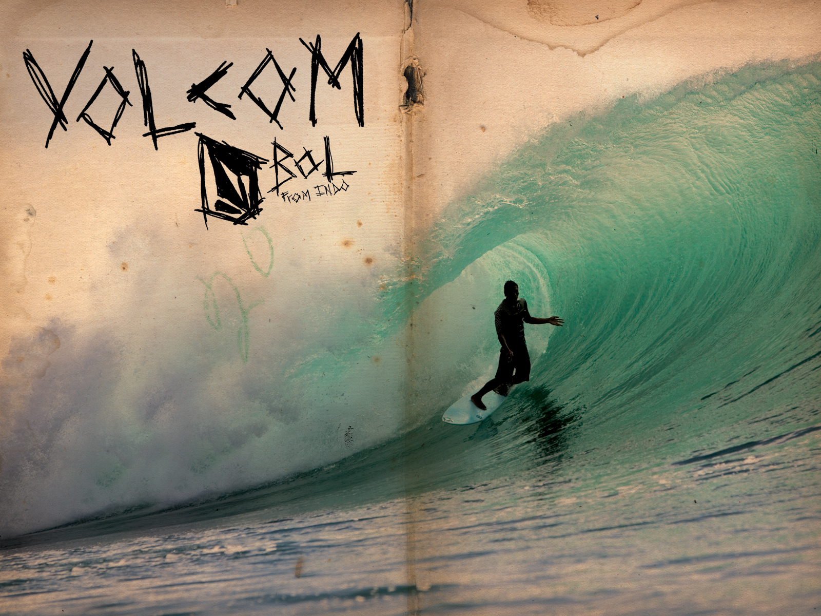 Wallpaper Volcom Stone | New hd wallon