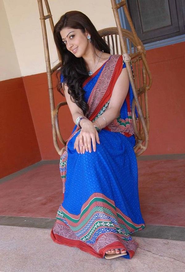 sizzling ethnic decorative Pranitha new cute stills