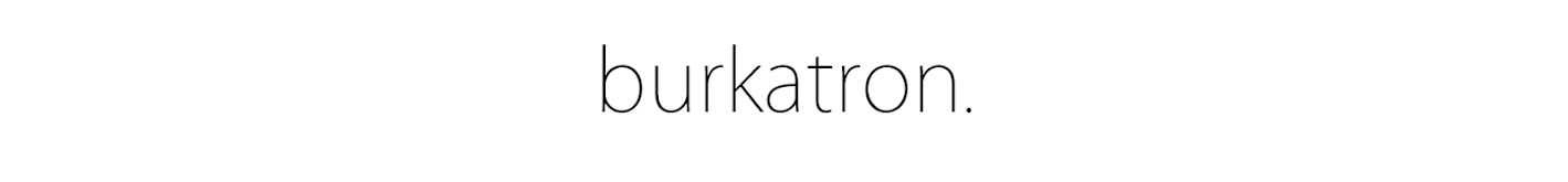 burkatron | DIY + lifestyle blog