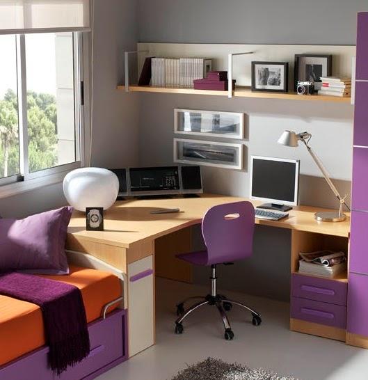 Blog armari preu diez ideas para reformar una habitaci n - Muebles de escritorio juveniles ...