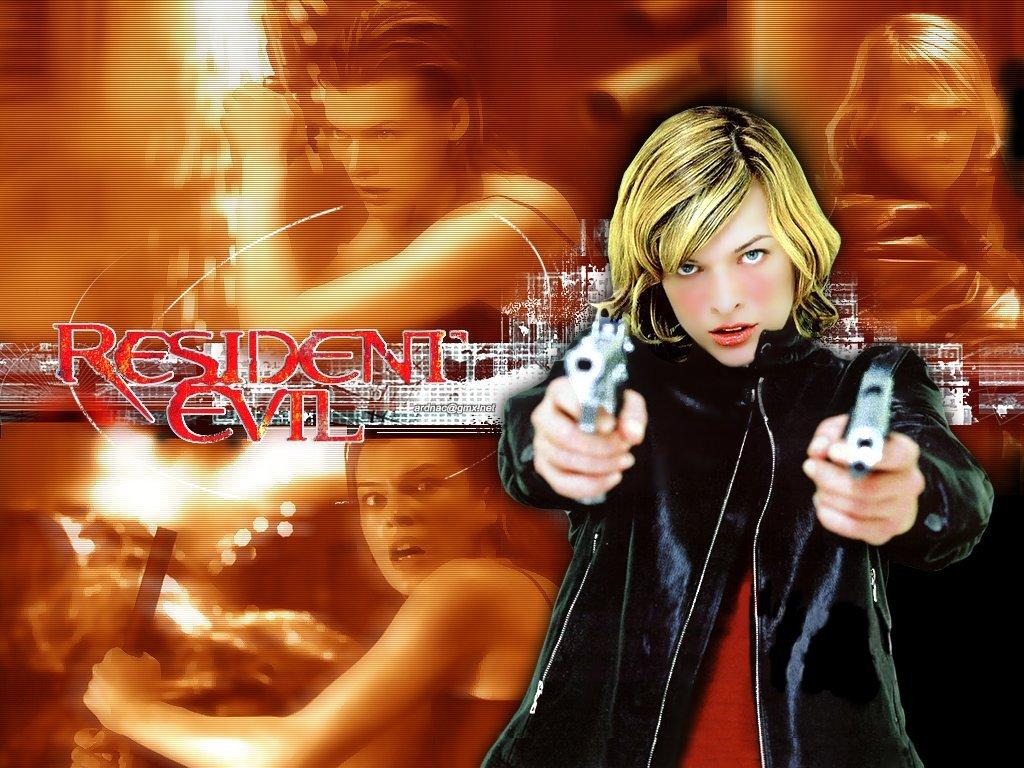 Resident Evil HD & Widescreen Wallpaper 0.858543535705787