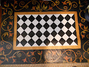 Custom Hand Painted Floorcloths