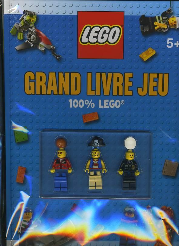 En kiosque le grand livre jeu 100 lego hoth bricks - Lego ninjago le grand devoreur ...