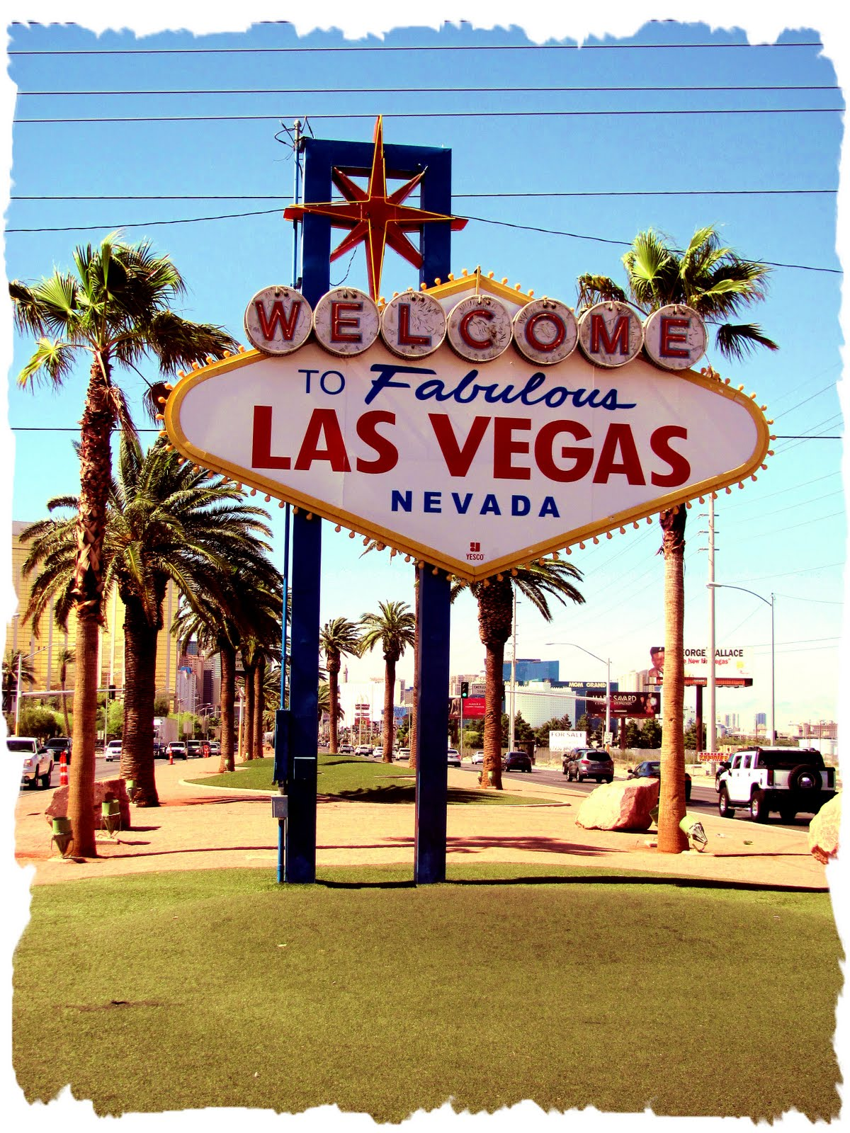Craftinated viva las vegas with a little craftiness for Little las vegas