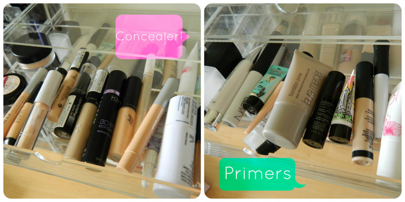Makeup Collection: Primers & Concealers!