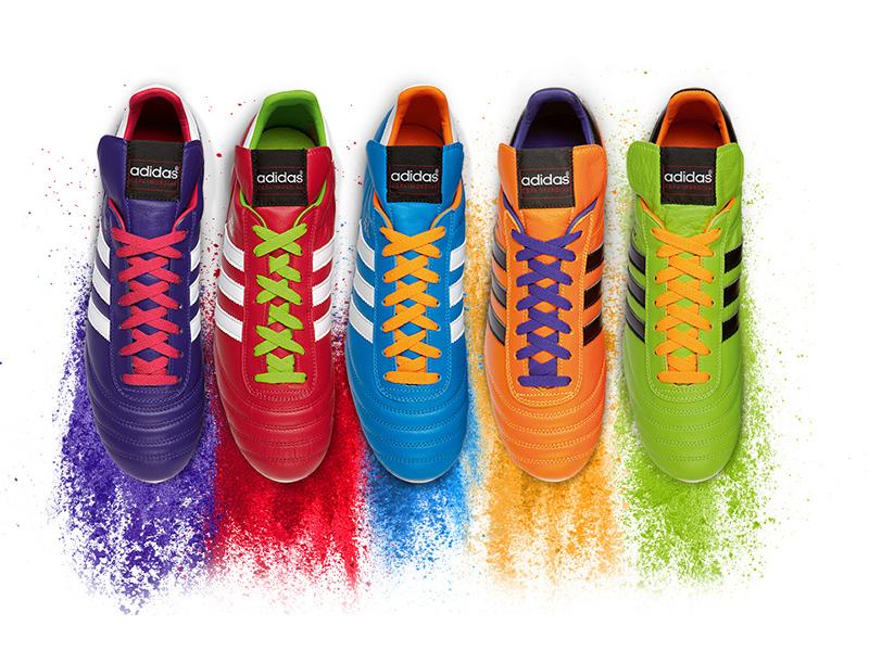 Adidas Samba on Feet Adidas Unveiled The Samba Copa