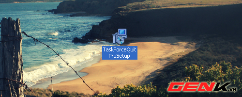 Tắt và khởi động lại ứng dụng ngay trên khay hệ thống với Task ForceQuit