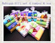 Baby Gap Gift Set