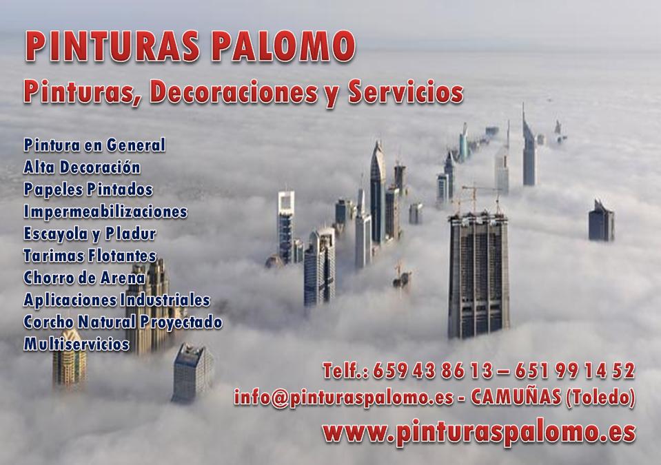 GRUPO PINTURAS PALOMO