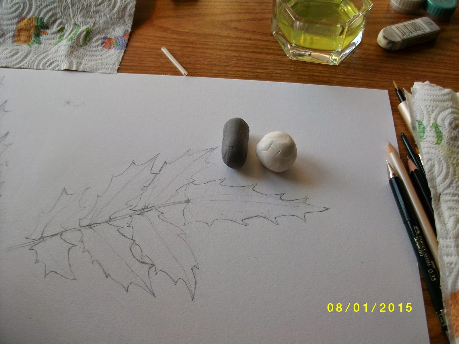 aperta-mentebotanicalart: gomma pane come utilizzarla