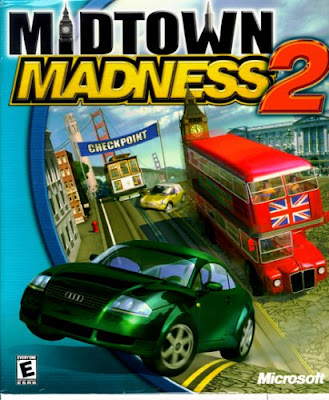 Midtown+Madness+2 Midtown Madness 2 PC Game