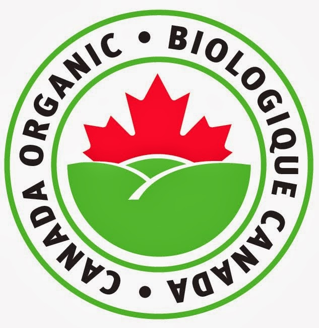 We grow organic vegetables in St. Albert, Ontario!