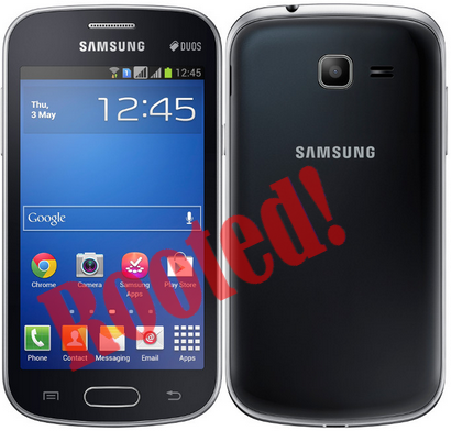 Root S7392DDUAMJ4 Android 4.1.2 Stock Firmware On Galaxy Trend Duos GT