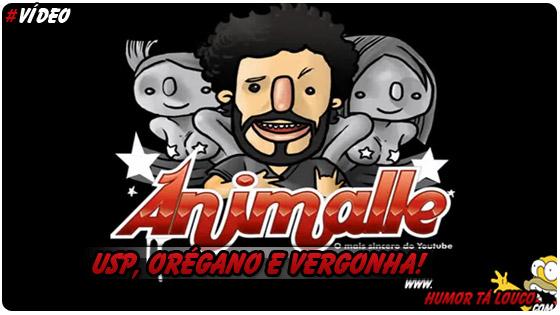Usp, orégano e vergonha por @Animalle