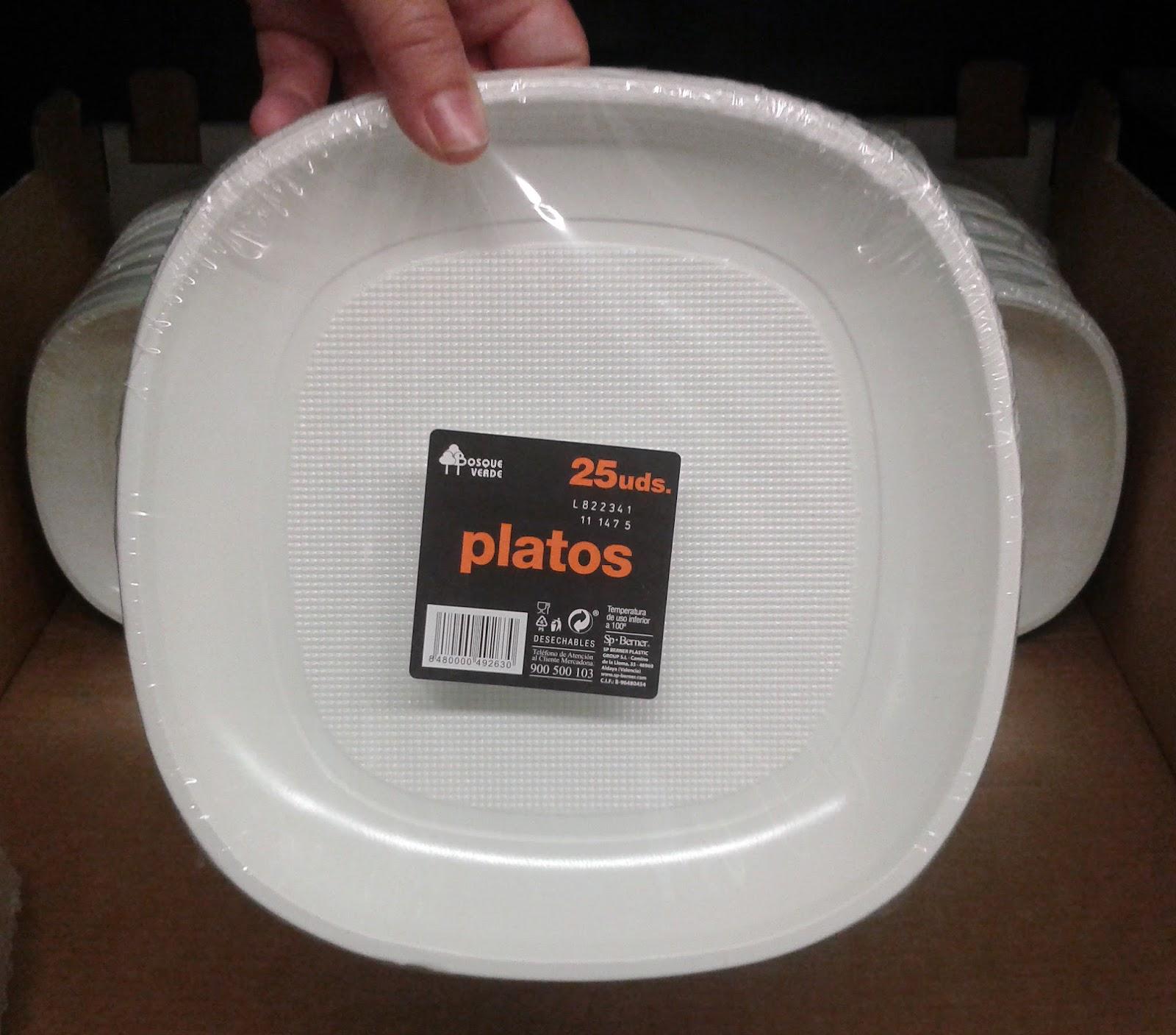 Eureka miniature painting vamos al supermercado for Platos precios