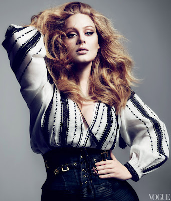 Adele by Mert & Marcus for Vogue US-3