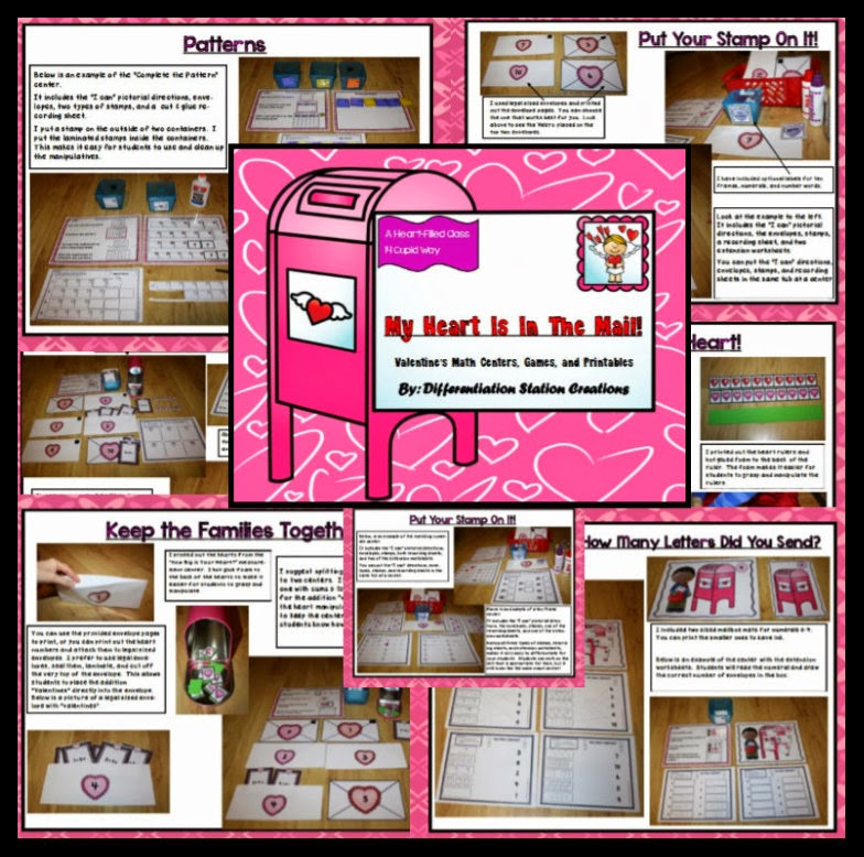 http://www.teacherspayteachers.com/Product/Differentiated-Valentines-Day-Math-Centers-Games-and-Printables-1076895