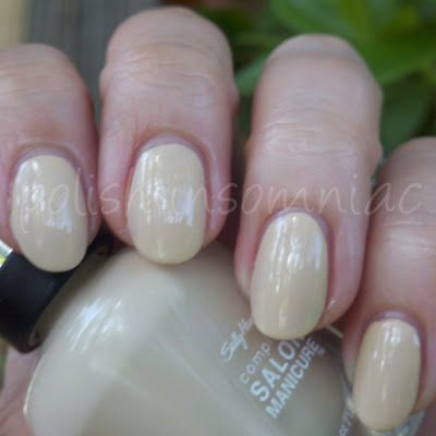 Sally Hansen Without A Stitch (Tracy Reese 2011)