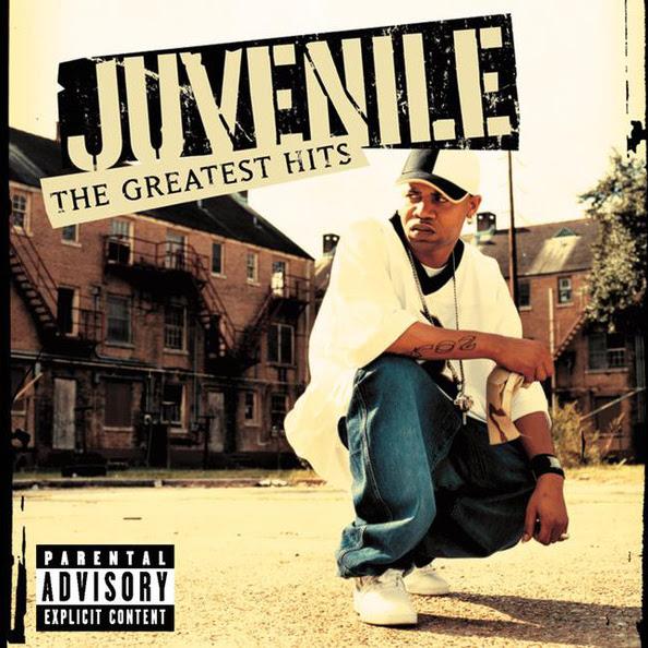 Juvenile - Juvenile: Greatest Hits  Cover